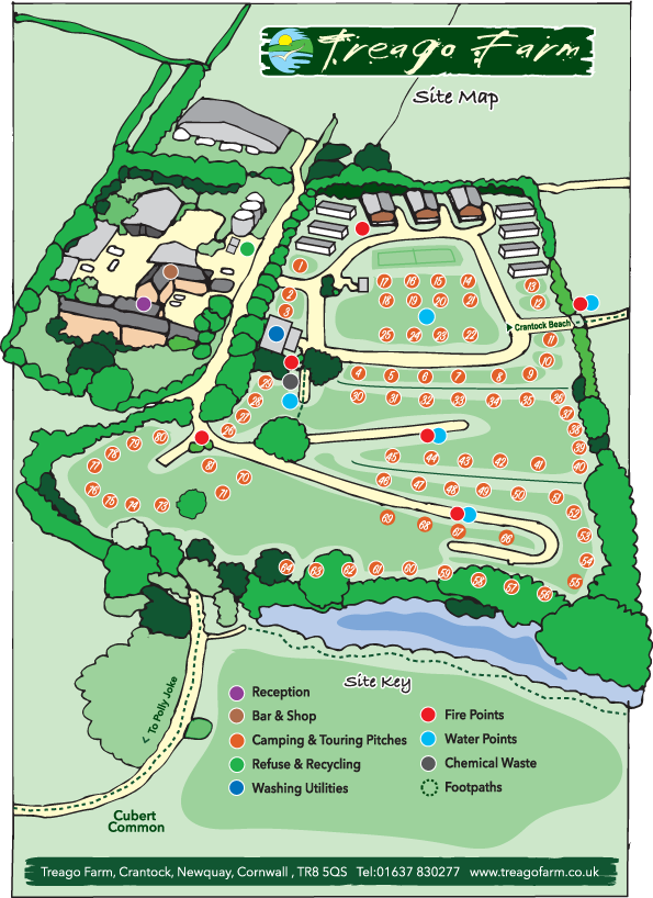 Treago Farm Camping And Touring Site
